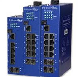 Промышленные управляемые коммутаторы PoE + Ethernet