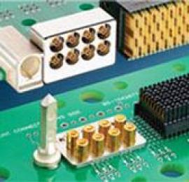 Радиочастотные модули с многопозиционной объединительной платой