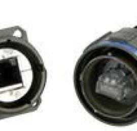 Разъемы Ethernet компании Amphenol защищены от ударов, вибрации, сквозняков, пыли и жидкостей.